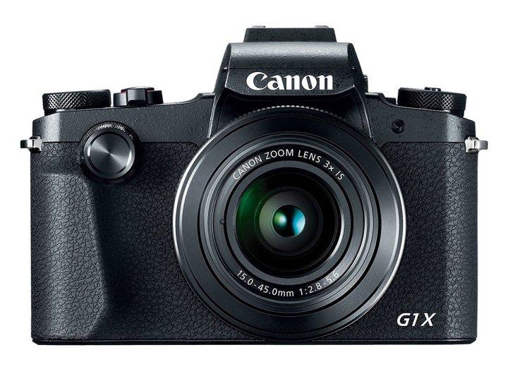 Canon G1 X Mark III 1