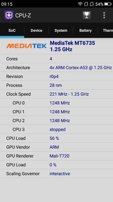Evercoss Winner Y Star Plus CPU Z (2)
