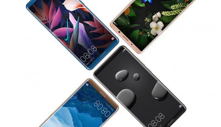 Huawei Mate 10 dan Mate 10 Pro 4