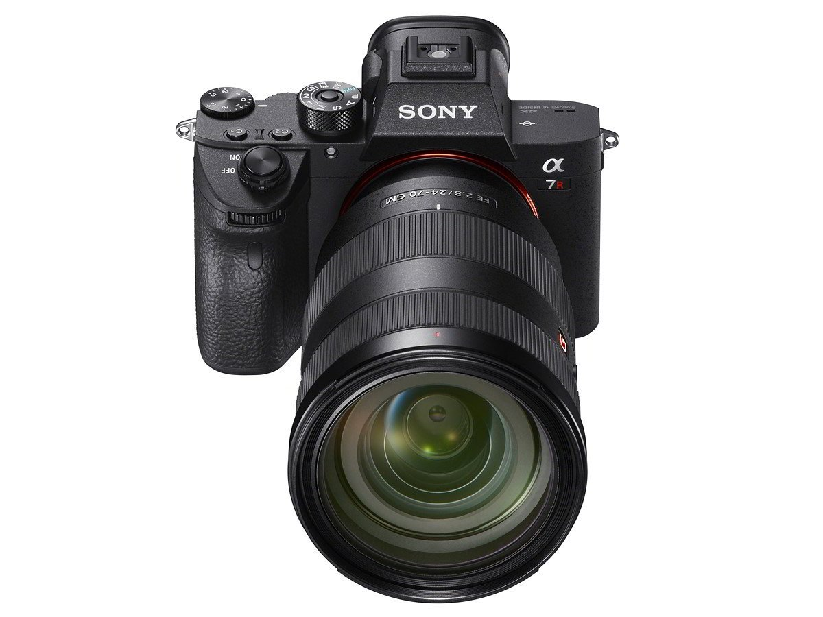 Sony A7r Iii Mirrorless 42 Megapixel Dengan Continuous Shooting