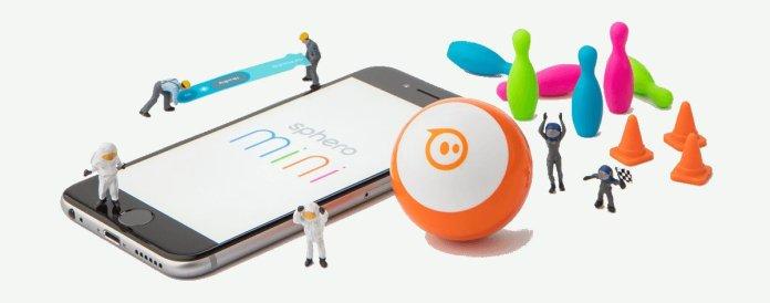 Sphero Mini, Robot Bola yang Bisa Dikendalikan dengan Wajah 1