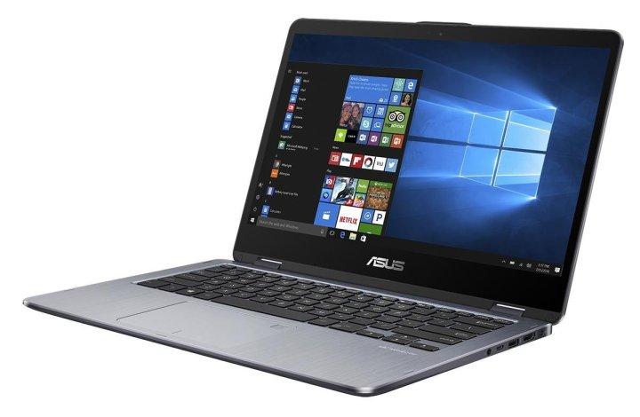 Asus VivoBook Flip TP410 Dibanderol Rp7 jutaan
