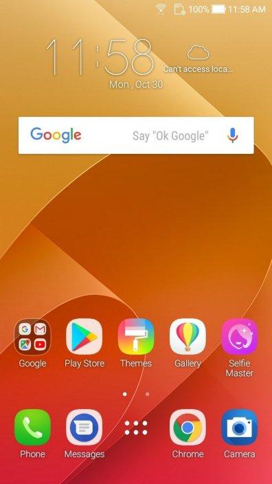 Asus ZenFone 4 Selfie ZenUI 4.0 (2)