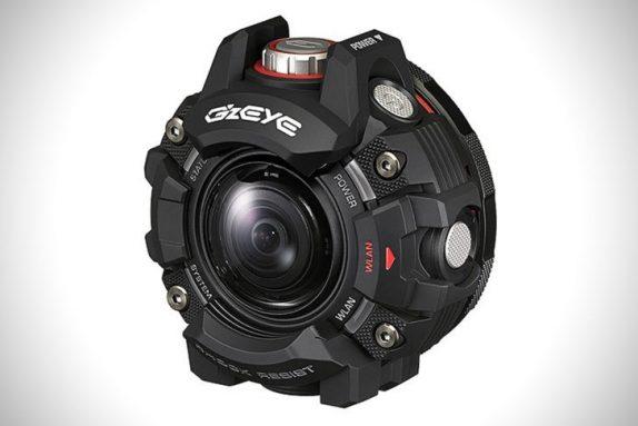 Casio GZE-1 EYE: Kamera Aksi Tangguh untuk Olahraga Ekstrem 1