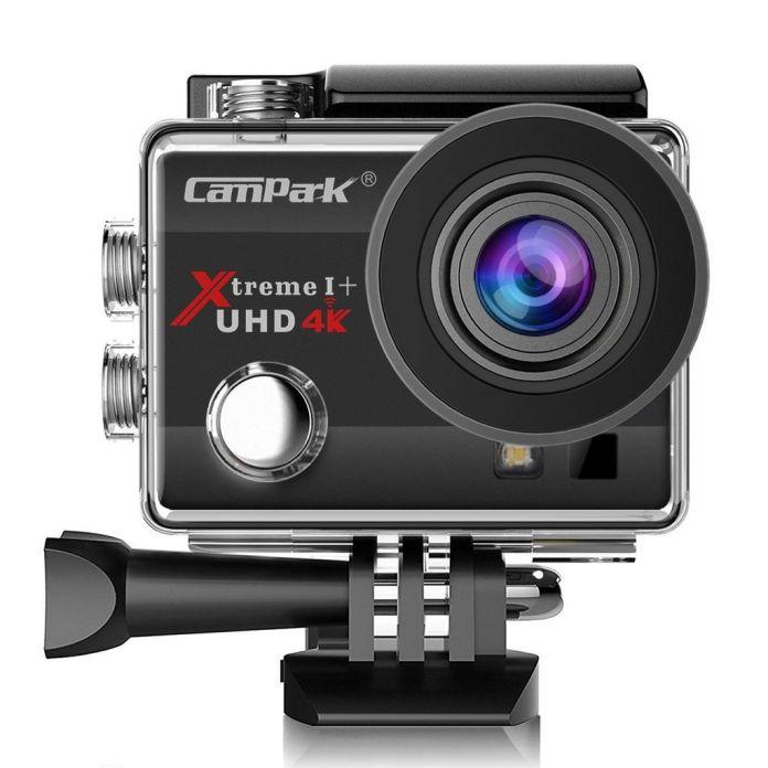 Campark ACT74, Action Camera 4K dan Aksesoris Lengkap dengan Harga Sangat Terjangkau 1