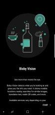 Galaxy S9 Bixby Vision