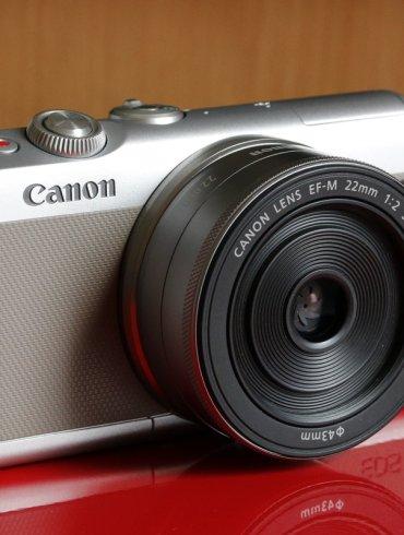 canon eos m100 1