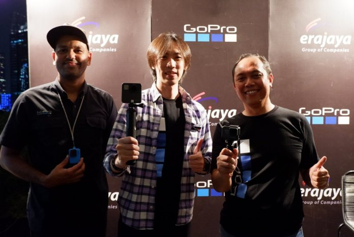 Resmi di Indonesia, GoPro HERO dan FUSION 360 Permudah Ciptakan Konten Video 1