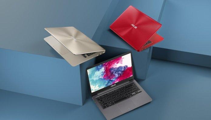 ASUS VivoBook 14 A411UF, Laptop Tipis & Ringan Dengan Prosesor Intel i5 Gen-8