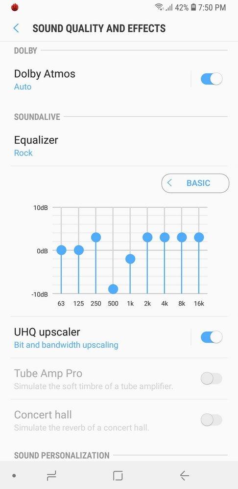 Galaxy A6+ UI (4)