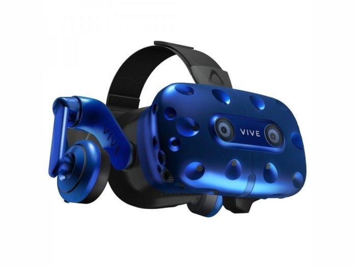 HTC VIVE Pro Full Kit, Perangkat Lengkap VR Dengan SteamVR 2.0 Base Station & Pro Controller 1