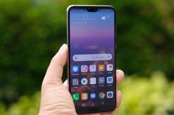 Huawei P20 Pro layar