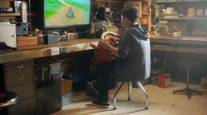 Nintendo Labo Luncurkan Vehicle Kit, Tambahkan Fungsi Setir ke Nintendo Switch