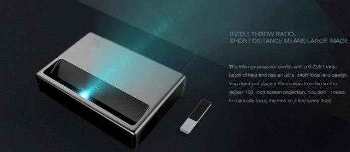 Xiaomi WEMAX One: Proyektor Jarak Pendek Pertama di Dunia dengan Teknologi Laser ALPD 3.0 2