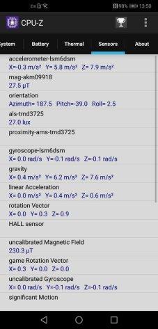 Huawei P20 Pro CPU Z (3)