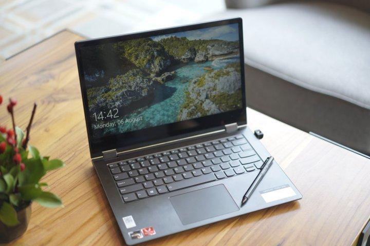 Review Lenovo YOGA 530: Performa Bertenaga dengan AMD Ryzen, Harga Kompetitif di Kelas Laptop Konvertibel 12