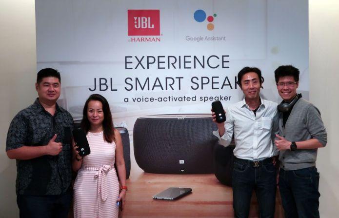 Hadir di Indonesia, JBL LINK Series Andalkan Dukungan Google Assistant