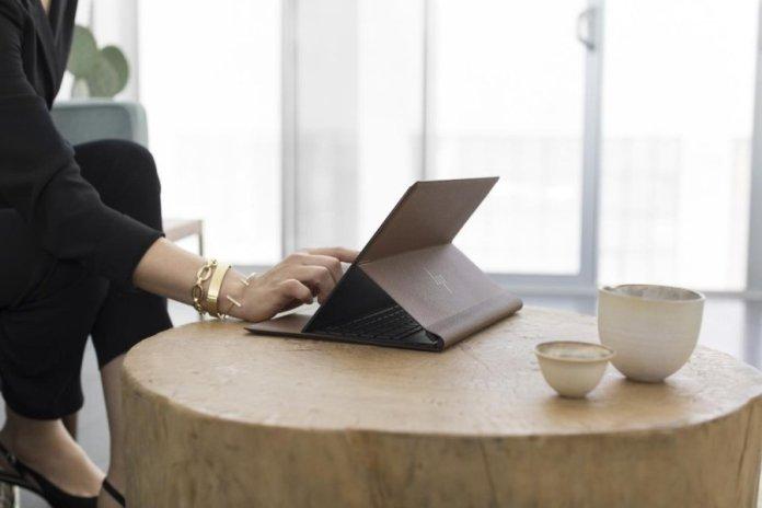 Inilah 5 Keunggulan HP Spectre Folio, Laptop Mewah Berbahan Kulit 1