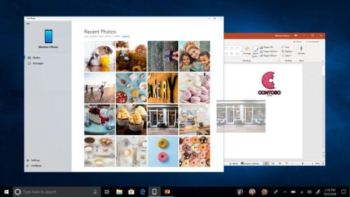 Microsoft Your Phone: Fitur Windows 10 untuk Mirroring Aplikasi Android dari Smartphone ke Desktop