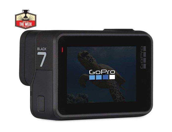 Gadget of The Week #16 2018: GoPro Hero7 Black, Action Camera dengan Stabilizer yang Terbaik