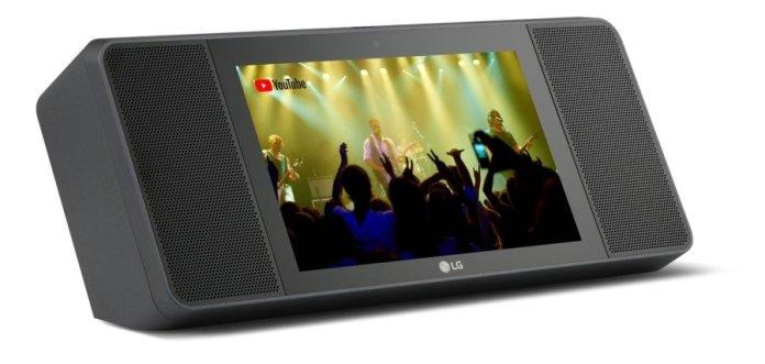 LG XBOOM AI ThinQ WK9: Dilengkapi Layar Sentuh 8 Inci dan Google Assistant
