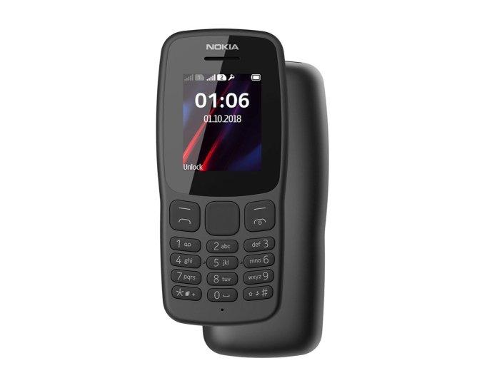 HMD Global Umumkan Versi Terbaru Nokia 106 Dual SIM