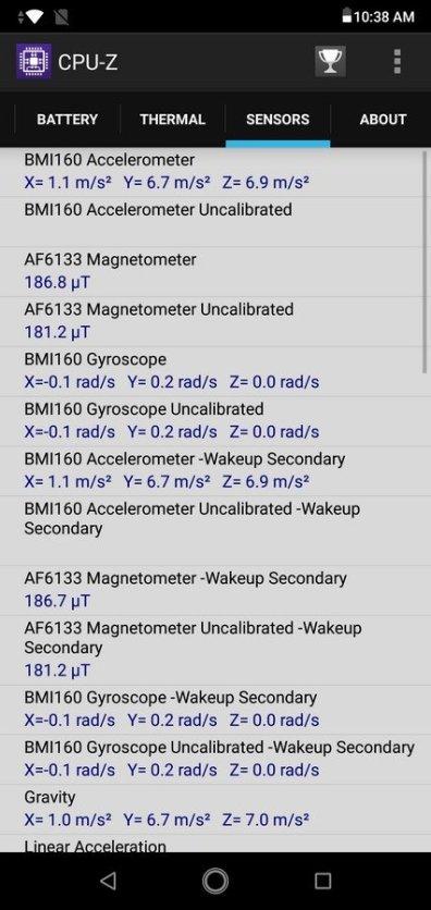 Asus ZenFone Max Pro M2 CPU Z (1)