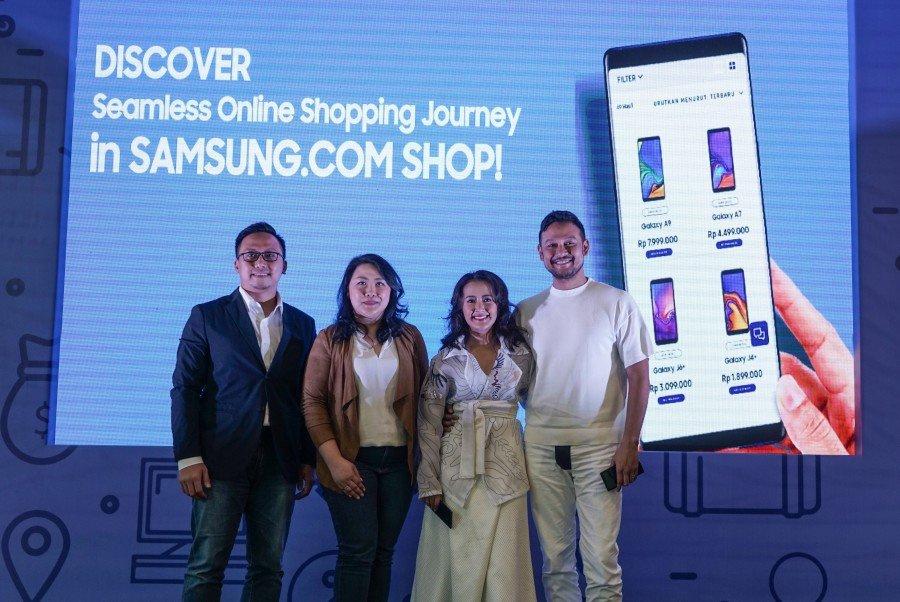 Samsung Shop 1