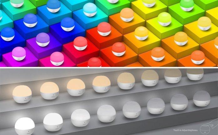 Aukey Mini RGB Light: Desain Ringkas dengan Daya Tahan Baterai Hingga 80 Jam 2