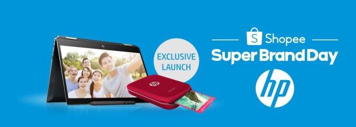HP Super Brand Day Februari 2019 di Shopee: Berhadiah Trip ke Maldives untuk Pembeli Produk HP Pilihan 1