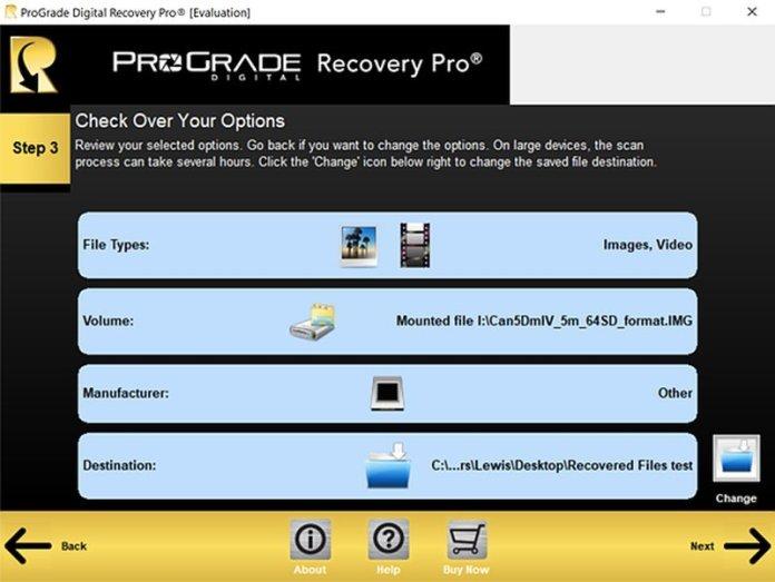 ProGrade Digital Recovery Pro: Bisa Bantu Kembalikan Foto yang Terhapus dari Kartu Memori 2