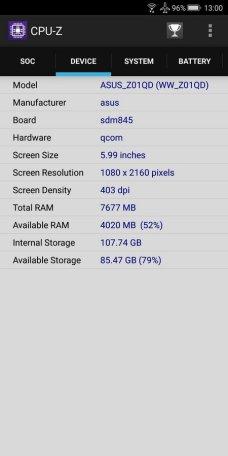 Asus ROG Phone CPU Z (3)