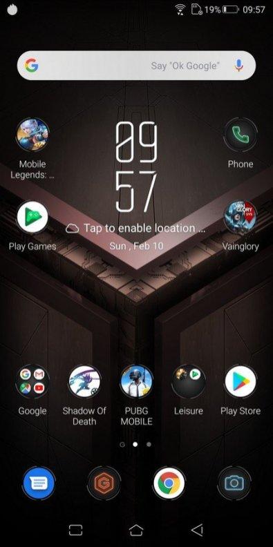 Asus ROG Phone UI (1)