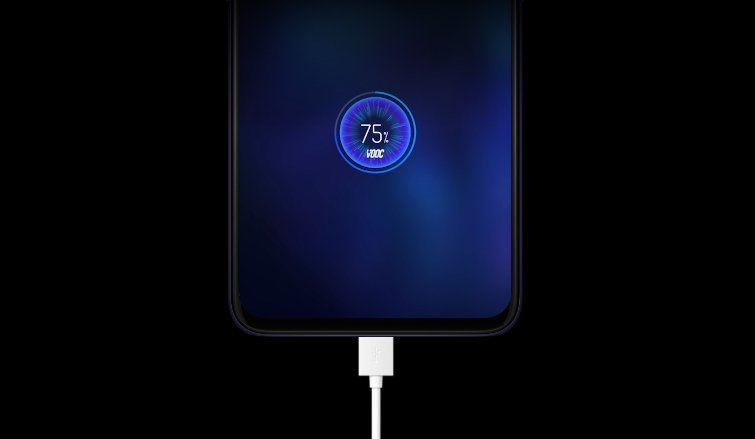 OPPO F11 Pro VOOC Flash Charge