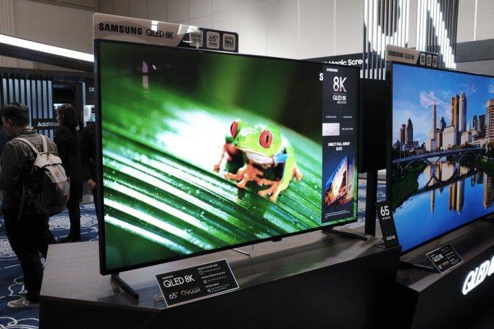 Resmi Hadir di Indonesia, Samsung QLED 8K TV Dijual Mulai dari 80 Jutaan Rupiah 12