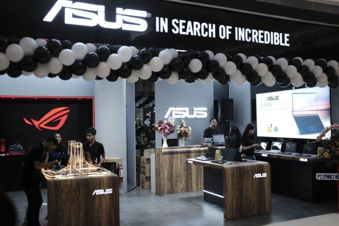 ASUS Exclusive Store Kedua Resmi Dibuka di Lippo Mall Puri 2