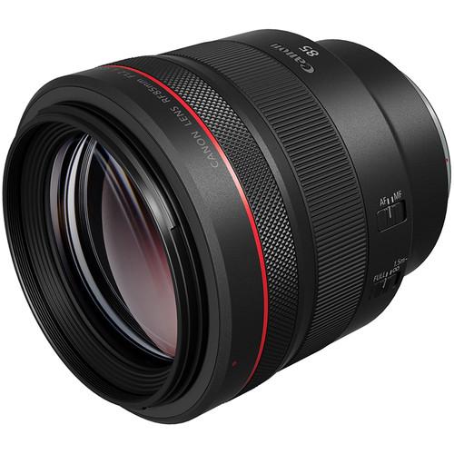 Canon RF 85mm f/1.2L USM:  Pertama dengan Teknologi Blue Spectrum Refractive Optics 1