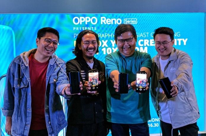 OPPO Gelar <em>Unlock Your Creativity</em> untuk Memilih 100 Orang yang Beruntung Memiliki OPPO Reno Lebih Awal 1