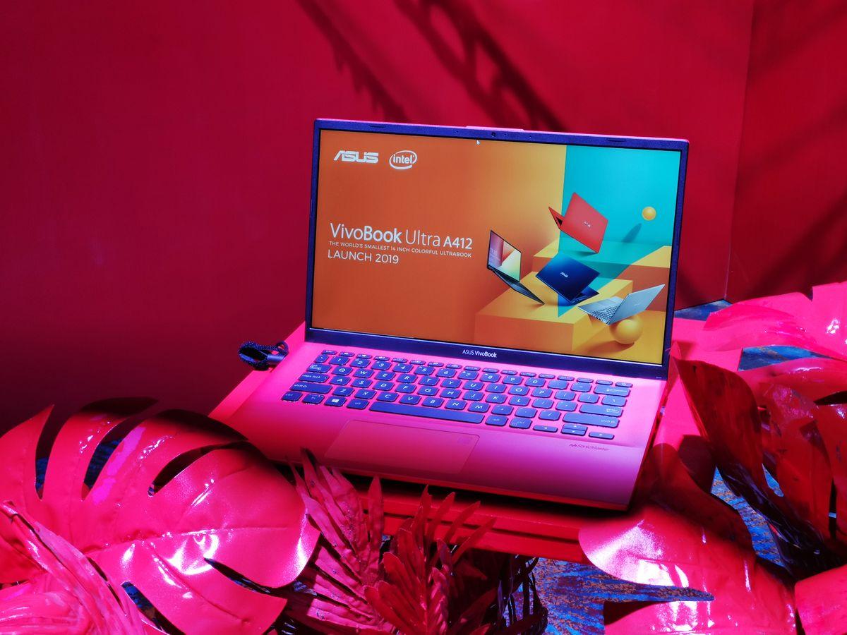 ASUS VivoBook Ultra A412 4