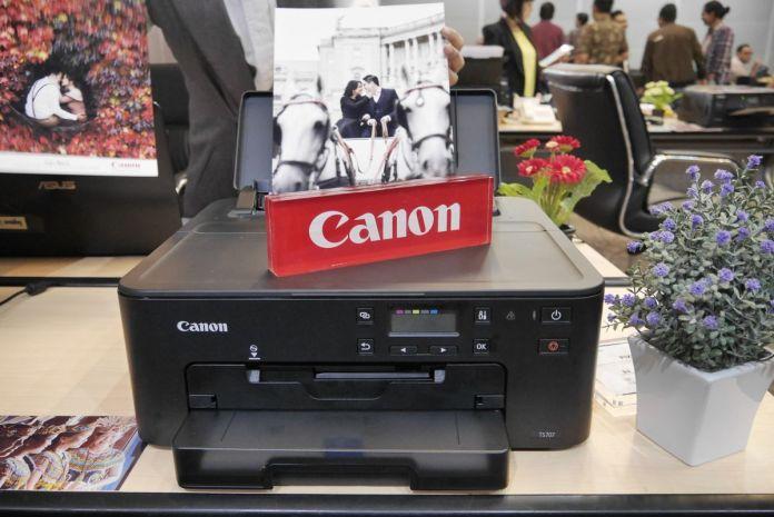 Datascrip Hadirkan Solusi Hemat Cetak Banyak Lewat Canon PIXMA Ink Efficient G6070, G5070, GM2070 dan Pixma TS707 5