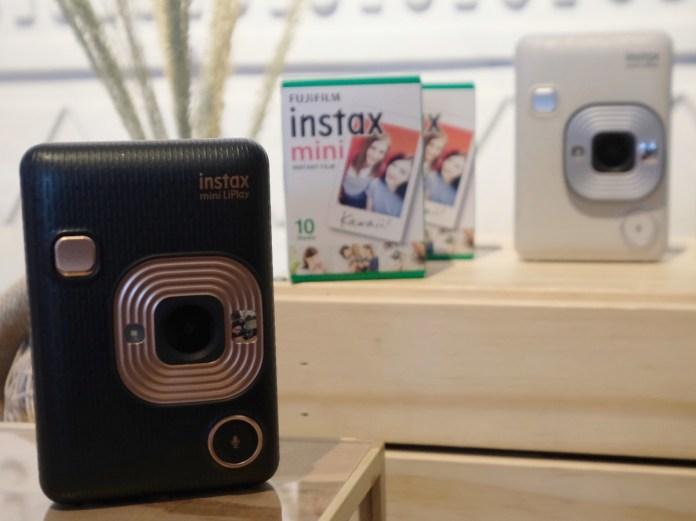Dijual 2 Jutaan Rupiah, Fujifilm Instax Mini LiPlay Kamera Instan Pertama dengan Fitur Rekam Suara 3