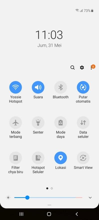Galaxy A70 OneUI (3)