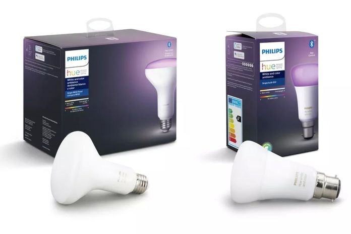 Philips Hue with Bluetooth: Lebih Praktis dan Semakin Mudah Digunakan