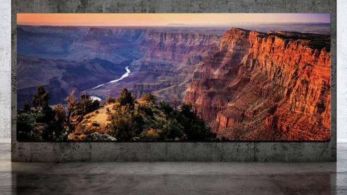 Samsung The Wall Luxury: TV 292 Inci 8K dengan Teknologi MicroLED 2