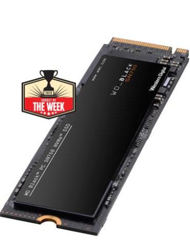 Western Digital Black SN750 NVMe SSD 1