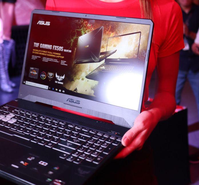 ASUS TUF FX505, Laptop Gaming Pertama dengan Prosesor AMD Ryzen Mobile Gen 2 Seri 3000 1