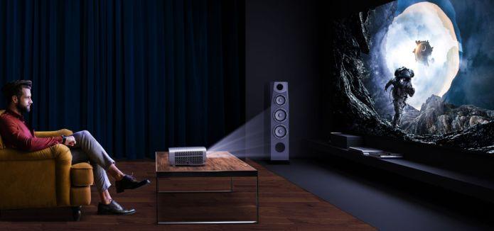 Inilah 5 Fitur Canggih Proyektor 4K BenQ W2700 yang Ideal Untuk Home Theater