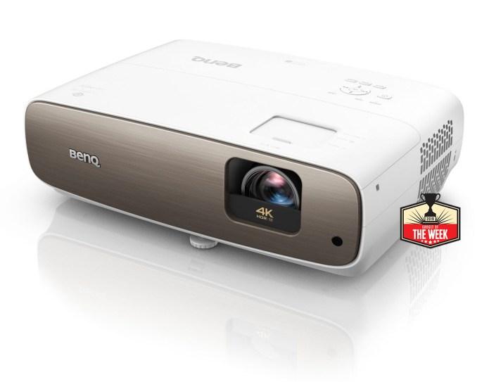 Gadget of The Week #13 2019: BenQ W2700, Proyektor DLP HDR PRO 4K Untuk Home Theater di Rumah