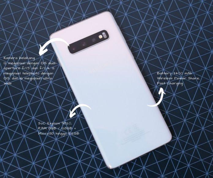 [Gadget Guide] 9 Smartphone Pilihan dengan RAM 8 GB yang Bisa Anda Beli Saat Ini 6