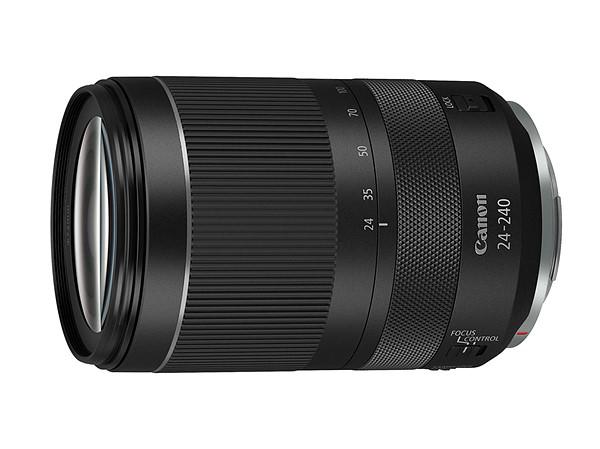 Canon RF 24-240mm f/4-6.3 IS USM: Lensa Full Frame Pertama Canon dengan Dynamic IS 1